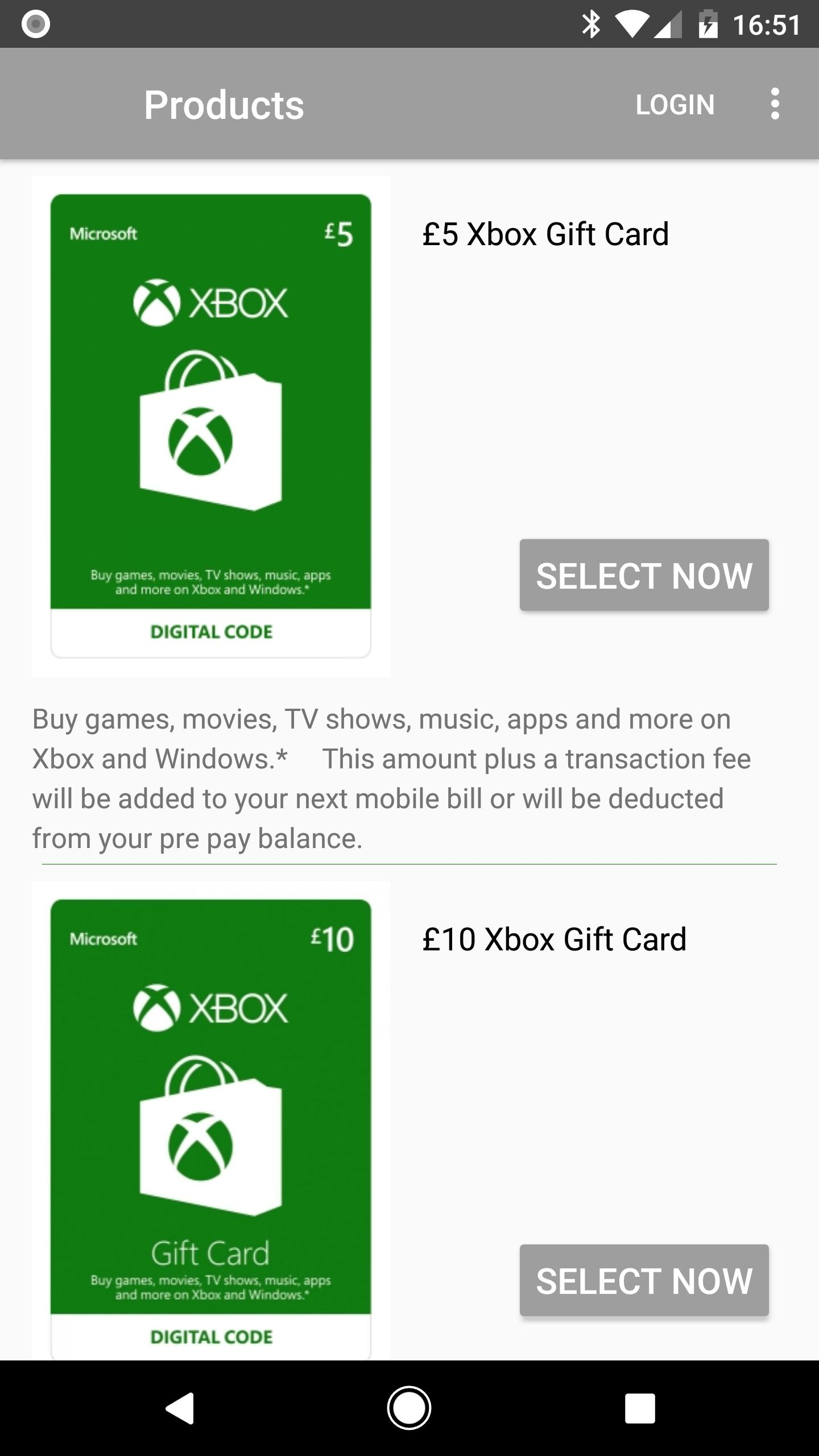 Console Credit - Get Xbox Gift Cards for Android - APK Download