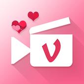 Vizmato – Editor de vídeo com efeitos! ícone