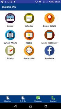 Budania IAS screenshot 2