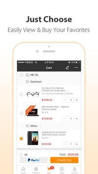 GearBest Online Shopping apk screenshot