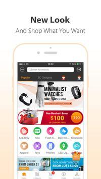 GearBest Online Shopping poster
