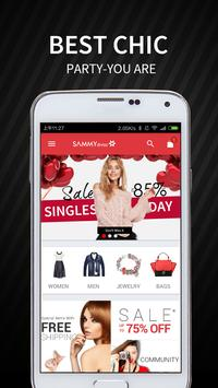 SammyDress - Dress For Less apk screenshot