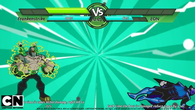 Ben 10: Omnitrix Power screenshot 5