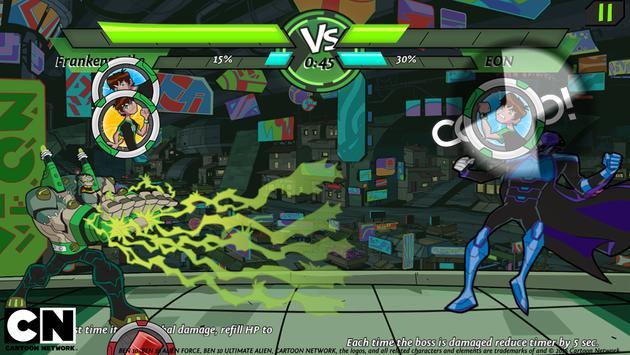 Ben 10: Omnitrix Power screenshot 18
