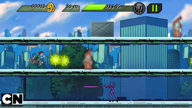 Ben 10: Omnitrix Power screenshot 1