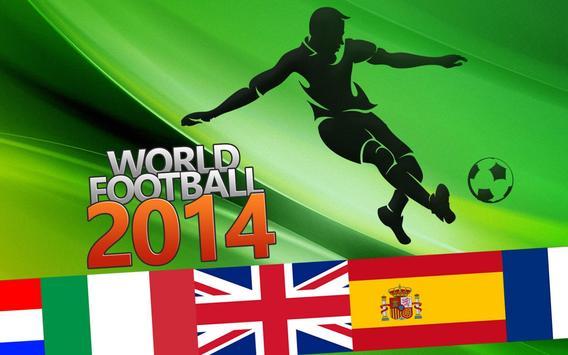 World Football 2014 poster