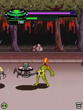 Ben10 Vengeance of Vilgax FREE screenshot 1