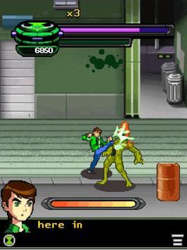 Ben10 Vengeance of Vilgax FREE screenshot 23