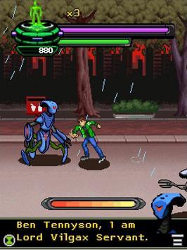 Ben10 Vengeance of Vilgax FREE screenshot 3
