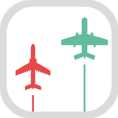 Global Flights icon