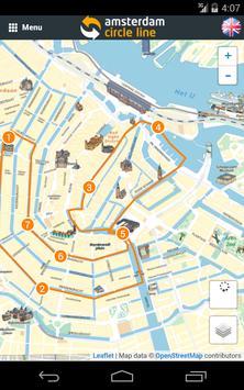 Amsterdam Circle Line apk screenshot