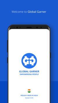 GLOBAL GARNER - The Universal App-poster