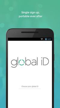 globaliD apk screenshot
