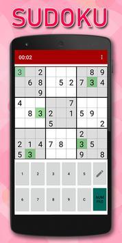 Sudoku Game apk screenshot