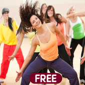 Workout for Aerobic Dance Fit icon