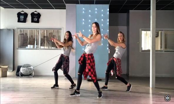 Workout for Aerobic Dance Fit poster