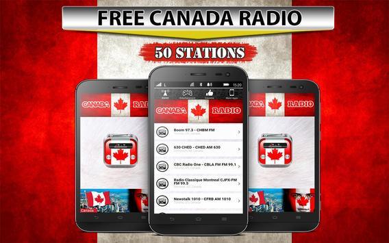 Radio Canada poster