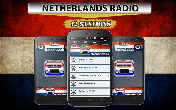 Radio Netherlands screenshot 2