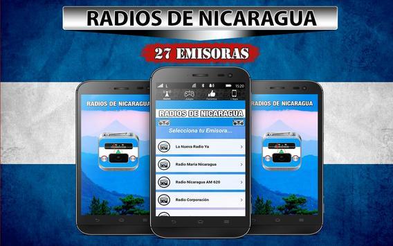 Radios de Nicaragua apk screenshot
