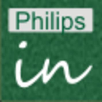 V5Philips infield poster