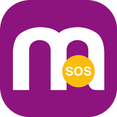 Mavi SOS icon
