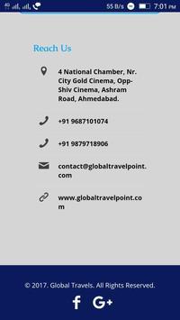 Global Travel Point screenshot 5