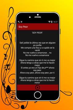 Amorfoda - Bad Bunny screenshot 1