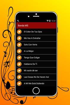 """Musica - """"Banda MS"""" poster"""