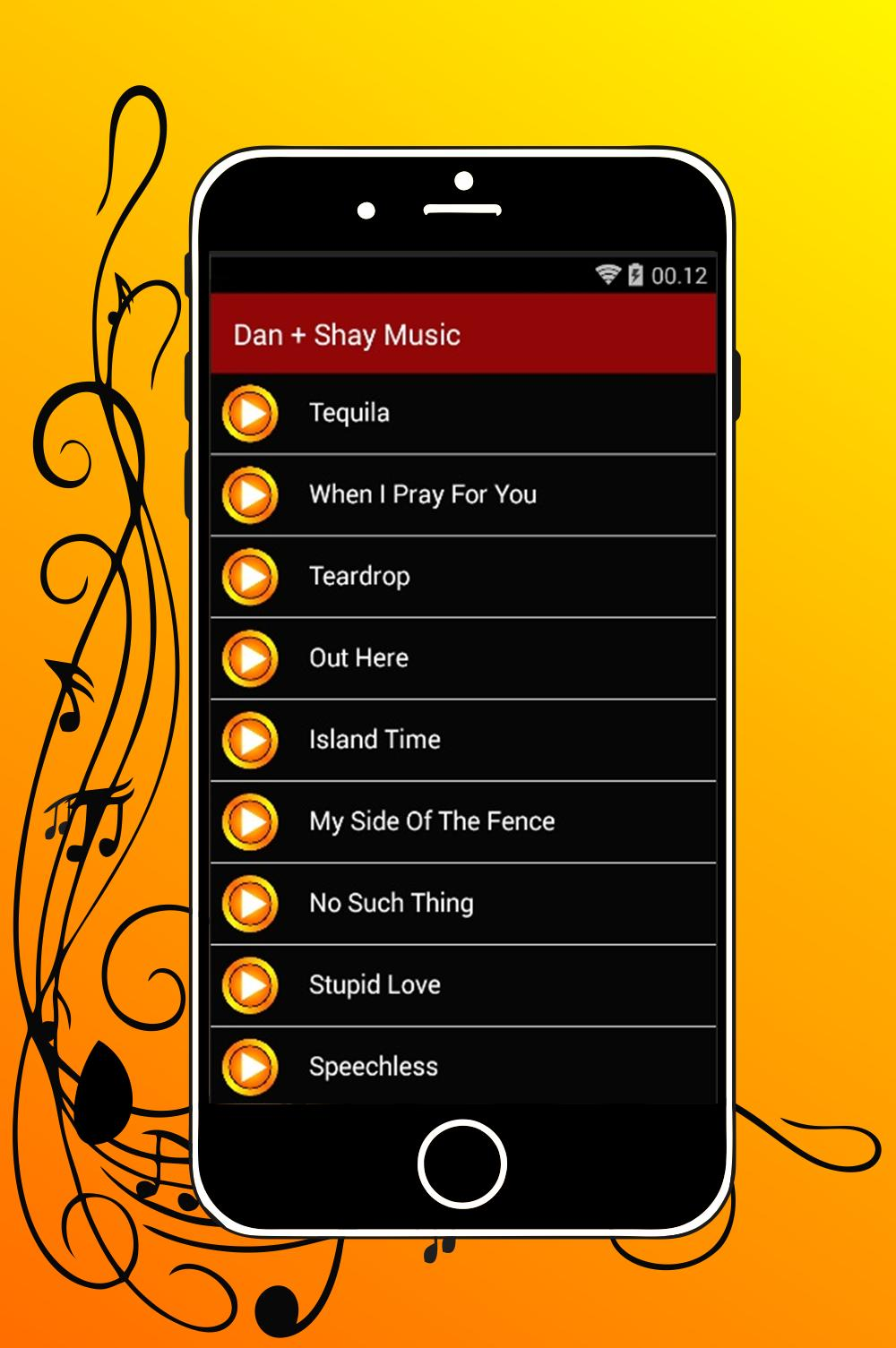 Tequila - Dan + Shay (feat  Kelly Clarkson) for Android