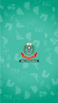 IMA-Faridabad poster