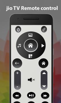 Jio TV Remote Control Prank apk screenshot