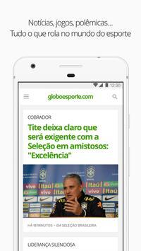 Globoesporte.com apk screenshot