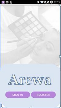 Arewa for business poster