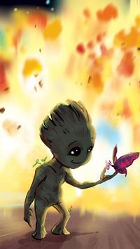 Baby Groot Wallpaper Apk App Descarga Gratis Para Android
