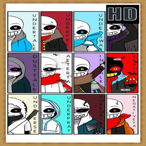 Sans And Papyrus Wallpaper for Android - APK Download