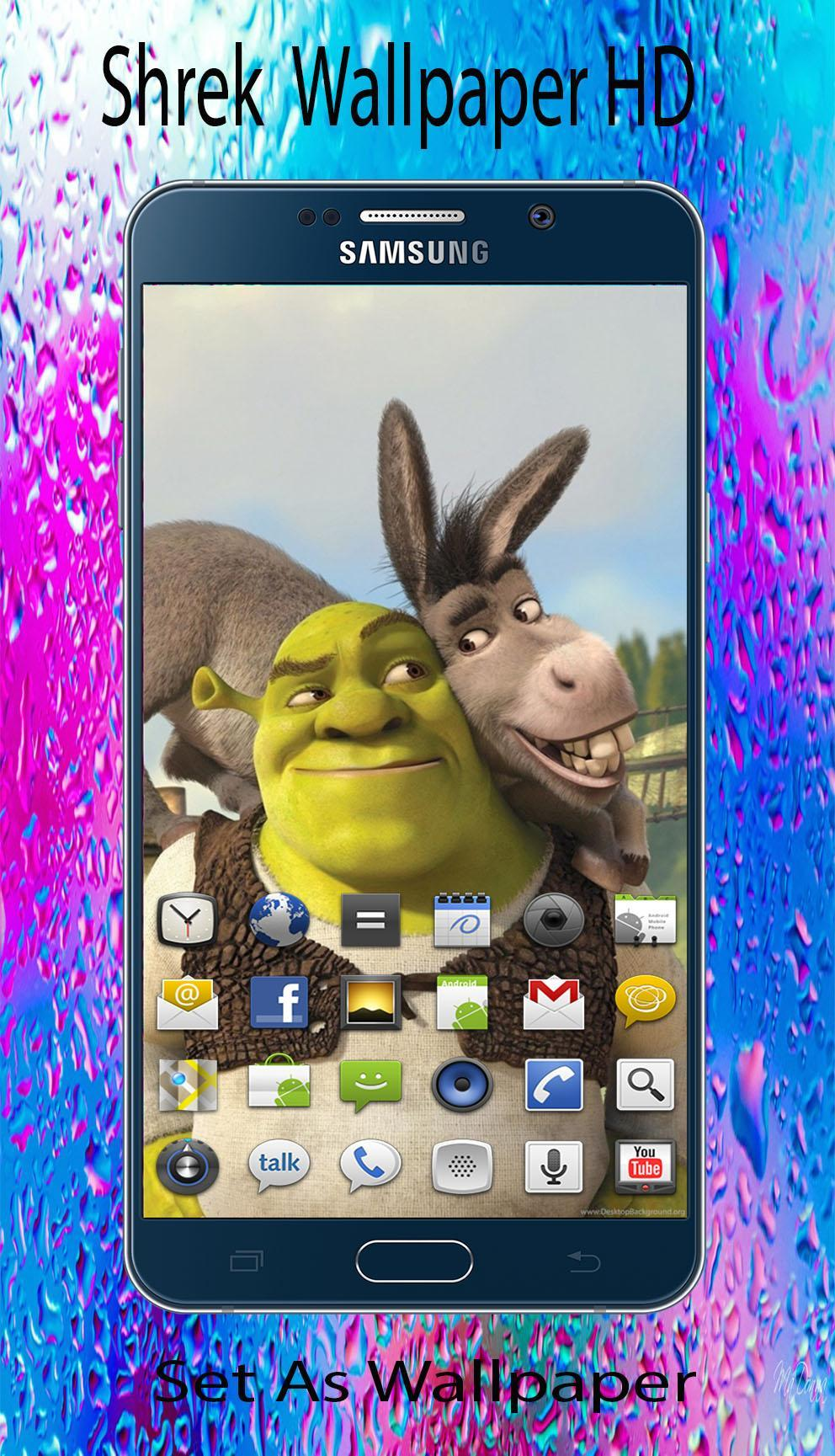 The Best Shrek Wallpaper Hd For Android Apk Download