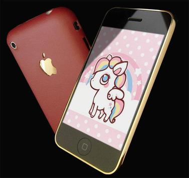 Cute Unicorn Wallpaper apk screenshot