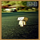 Danbo Wallpaper HD icon