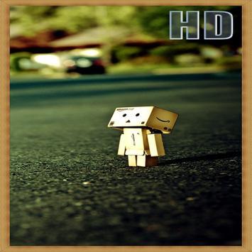 Danbo Wallpaper HD poster