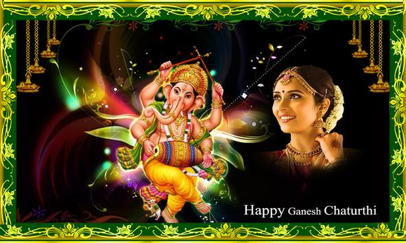 Ganesh Photo Frames poster