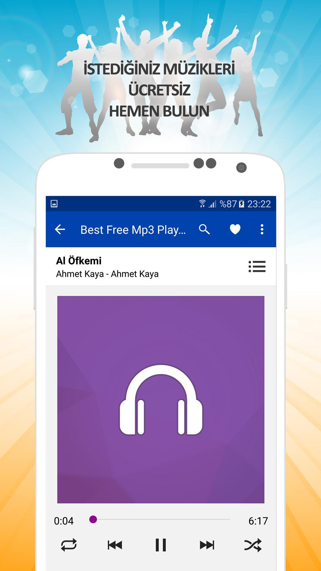 6 Best MP3 Player Apps for Android – Phandroid