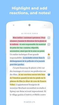 Glose - Social ebook Reader apk screenshot