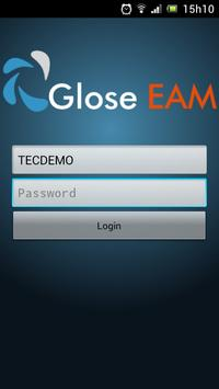 Glose EAM Mobile poster