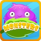Monsters Balls - Brick Breaker Angle shooter icon