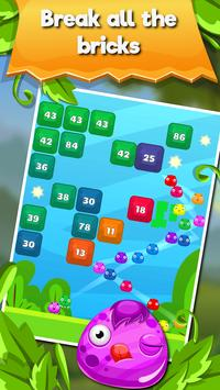 Monsters Balls - Brick Breaker Angle shooter screenshot 9