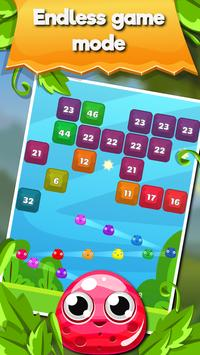 Monsters Balls - Brick Breaker Angle shooter screenshot 2