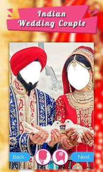 Indian Wedding Dress Couple screenshot 11