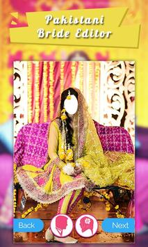 Pakistani Bride Photo Suit screenshot 1