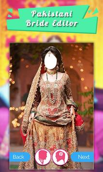 Pakistani Bride Photo Suit screenshot 2
