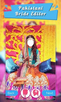 Pakistani Bride Photo Suit screenshot 3